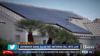 Nevada making a rooftop solar comeback