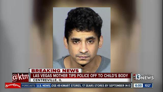 Las Vegas man accused of sex trafficking his wife, killing child