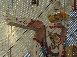 Vegas Vickie removed from Fremont Street