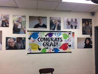 HELP of Southern Nevada celebrates 4 graduates