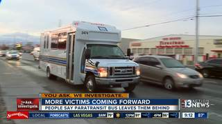 Special needs kids left behind on Paratransit