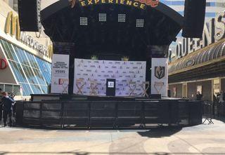 Vegas Golden Knights, D Las Vegas partnership
