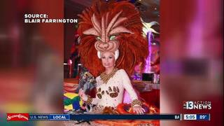 Iconic pieces of Las Vegas memorabilia stolen