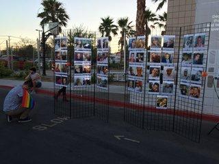 Vigil held in Vegas for Pulse shooting victims