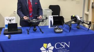 CSN developing new program on drones