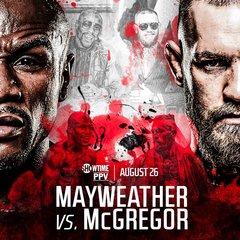 Cirque goes dark for Mayweather, McGregor fight