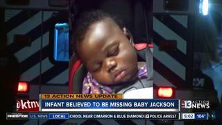 Police working to identify baby left at church