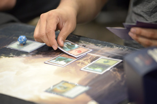 EDC artists visit Magic: The Gathering event