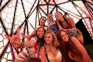 PHOTOS: Day 1 of EDC lights up Las Vegas