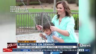 Online babysitting service helping Vegas parents