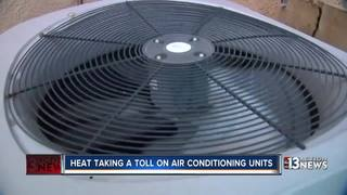 Heat keeps air conditioning technicians busy