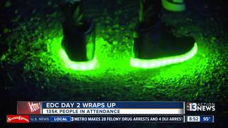 UPDATE: Day 3 of EDC ends with 38 felony arrests
