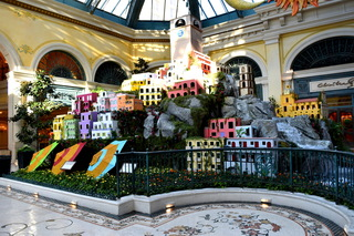 PHOTOS: Summer arrives at Bellagio Conservatory
