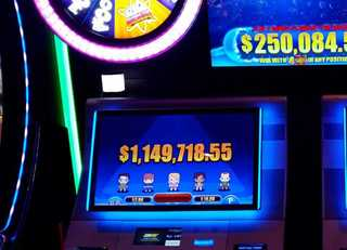 Player hits jackpot for $1M at El Cortez