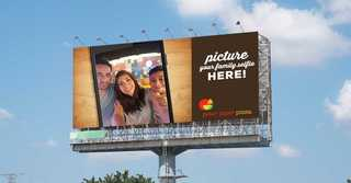 Peter Piper Pizza looking for billboard family