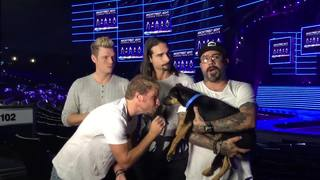 Backstreet Boys tickets all claimed in promotion