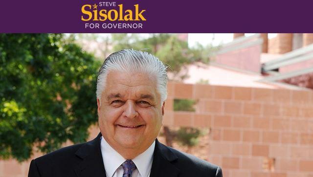 Area lawmaker announces bid for Nevada governor