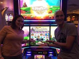 Guests hit $1 million jackpot at Harrahs