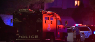 Domestic dispute led to fatal shootout with SWAT