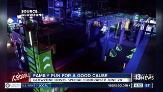 GlowZone hosting family fun event for charity