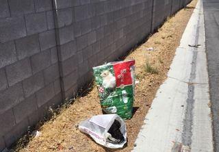 More dead animals found dumped in east Las Vegas