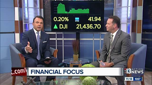 Financial Focus with analyst Steve Budin