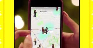 Snapchat new feature 'Snap Maps' worries parents