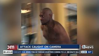 VIDEO: Brutal beating in Vegas donut shop