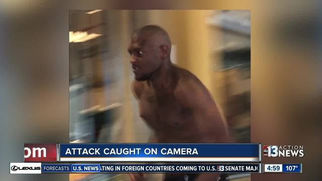 Savage beating in Henderson donut shop caught on video
