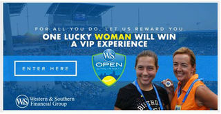 CONTEST: W&S Open Women's VIP Event Giveaway