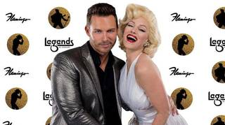 Eric Marsolf guest host for 'Legends in Concert'