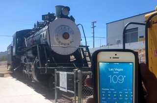 Railroad museum cutting back train rides