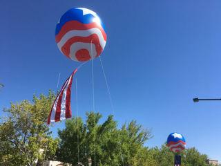 Fourth of July celebrated around Las Vegas