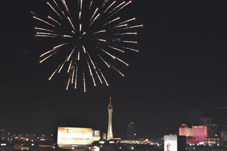 PHOTOS: 2017 Fourth of July fireworks in Vegas