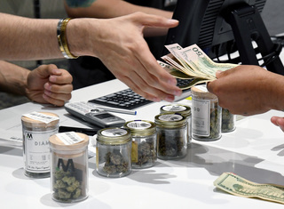 Nevada passes rules to ensure pot won't run out