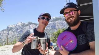 Local disc golf competition features craft beer