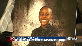 Victim of water park tragedy laid to rest