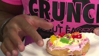 Sacramento Kings player created his own donut