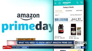Amazon Prime Day now underway