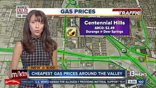 Cheap gas prices for the week of July 10, 2017