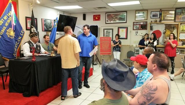 Help For Heroes Program Provides Furniture To Veterans Military Las Vegas