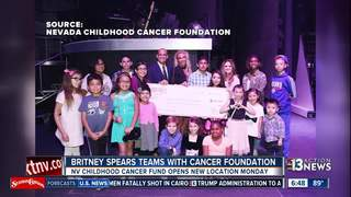 Britney Spears cancer center to open