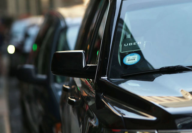 You can now tip your Uber driver via the app