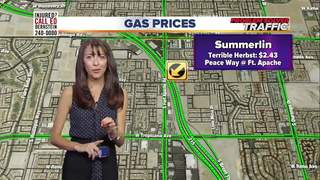 Cheapest gas prices for July 17 in Las Vegas
