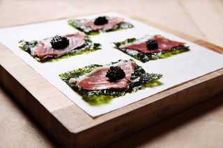 Enjoy caviar, cocktails for National Caviar Day