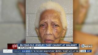 Famous jewel thief arrested for Walmart theft