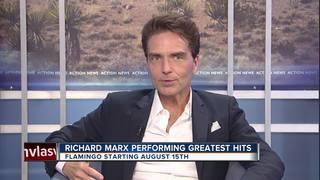 Singer Richard Marx talks about new show