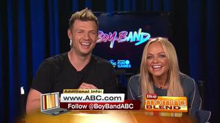 Throw It Back W/Nick Carter & Emma Bunton