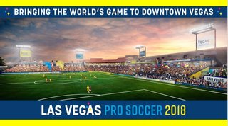 United Soccer League team coming to Las Vegas