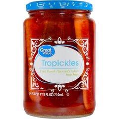 Tropickles make their debut at Walmart